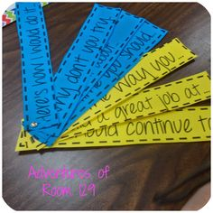 MAKE THIS: Feedback Fans - fun and tactile way to help students learn how to give feedback to one another! Classroom Organisation, School Organization, Classroom Management, Behavior Management, Classroom Ideas, Teaching Writing, Teaching Tools, Teacher Resources, Teaching Ideas