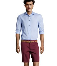 I kinda like the color of these shorts from Hennes & Mauritz.