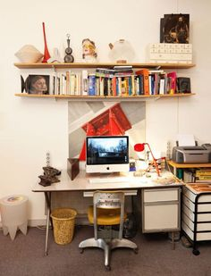 25 Creative Home Offices and Workspaces
