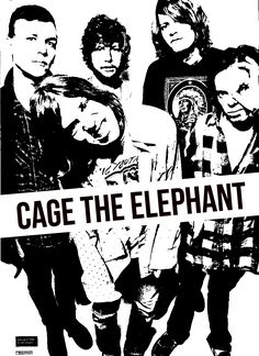 Cage the Elephant - amazing live performer...gonna see them next year #Yeah