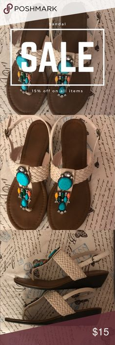 Cute Jeweled Sandals Cute 💎 Jeweled Sandals Shoes Sandals