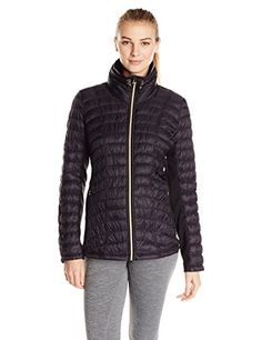 Calvin Klein Performance Women's Down Filled Quilted Jacket >>> LEARN MORE INFO @: http://www.ilikeboutique.com/boutique/calvin-klein-performance-womens-down-filled-quilted-jacket/