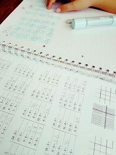 5hugs: Division im 100er-Raum Division, Notebook, Bullet Journal, Teacher, First Aid, Studying, Professor, The Notebook