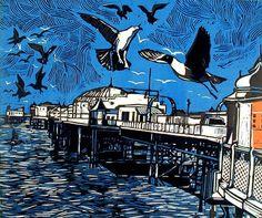 Graham Rigby Brighton pier