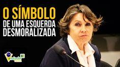 Erika Kokay é o símbolo da desmoralizada Esquerda Brasileira