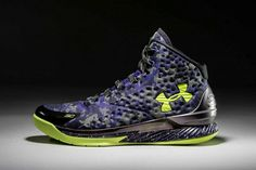 5a7a82b14d75 Under Armour UA Curry One All Star Hyper Grape Volt Dark Grey Nike Shoes  For Sale
