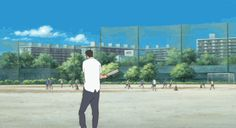 The Girl Who Leapt Through Time gif WHY IS THIS SO FUNNY ='D