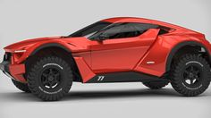 The Zarooq SandRacer kind of looks like a Local Motors Rally Fighter made of Legos. Both cars are conceptually similar; hand-made off-road desert coupes. But the Dubai-based crew is promising something even sweeter; a spec racing series.