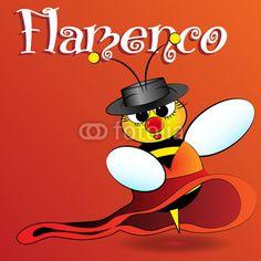 Spanish bee