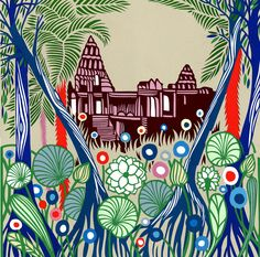Petra Börner - Angkor Wat