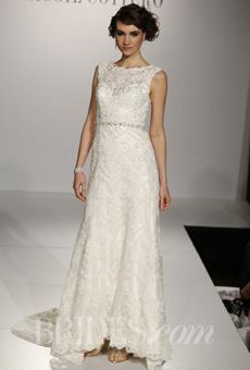 "Brides: Maggie Sottero - Fall 2013 | Bridal Runway Shows | Brides.com - ""Cassidy"""