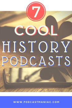 History can be fun, especially if you use podcasts! These history podcasts are educational and entertaining for the whole family! #podcast #history