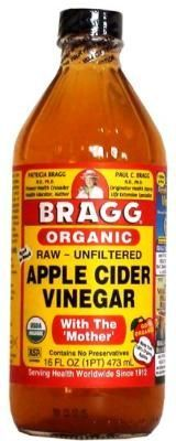 Apple Cider Vinegar is one of our favorite products... increase metabolism, improve immune health, balance high cholesterol! #ACV