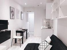 ◻️◼️ . . . . #investissementlocatif #instagood #instadecor #instadesign #interiordesign #interior #architecture #white #scandinaviandesign #design #decoration #potd #picoftheday #white #furniture #paris #france #igers #photography #decoration #lights #lunch #home #pic #homedecor #kitchen #chair #food #tv #bnw #black #bw