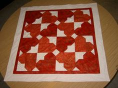 This will be nice as a lap quilt