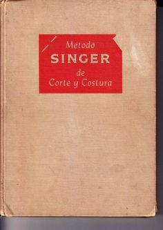 Manual Singer de Corte y Confección