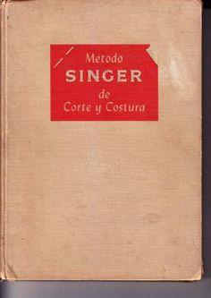 Metodo Singer de Corte y Confección, 1959