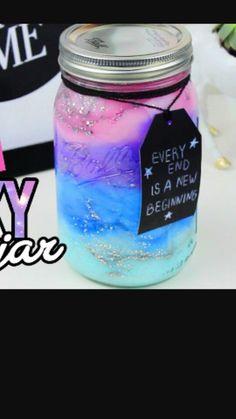 DIY Galaxy in a jar // Mini galaxis befőttes üvegben // Mindy - craft tutorial collection // Summer Crafts, Fun Crafts, Crafts For Kids, Origami Christmas Tree, Christmas Tree Ornaments, Diy Galaxie, Diy Crafts Life Hacks, Basic Origami, Galaxy Jar