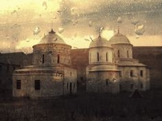"""The Past in the Present Photograph by Anastasiia Shikina, National Geographic Your Shot """"One day my friends and I went on a trip to the Ivangorod fortress, which is located on the border with Estonia,"""" Beautiful Landscapes, Beautiful Images, Great Places, Places To See, Dark House, Central And Eastern Europe, Going On A Trip, Photos Of The Week, National Geographic Photos"""