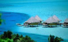 Bora Bora HD Wallpaper