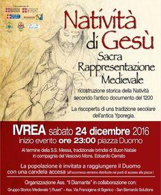 MedioEvo Weblog: Natività di Gesù. Sacra Rappresentazione Medievale a Ivrea