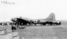 Aviação em Floripa: Bombardeiros Aliados capturados