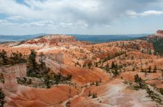 Dry Creekbed in Bryce Canyon National Park in Utah - Around the World Travel Blog
