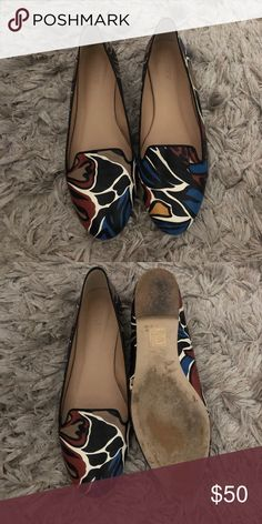 J.Crew Flat Gently worn - No Trade - No Box -Negotiable J. Crew Shoes Flats & Loafers
