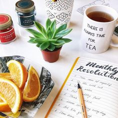 Monthly resolutions  Приоритеты на месяц #кружки #cups #mugs #motivation #quotes