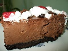 Chocolate Royale Cheesecake - imagine 1 mare