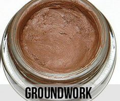 Mac paint pot in indian wood dupe is maybelline color for Mac paint pot groundwork