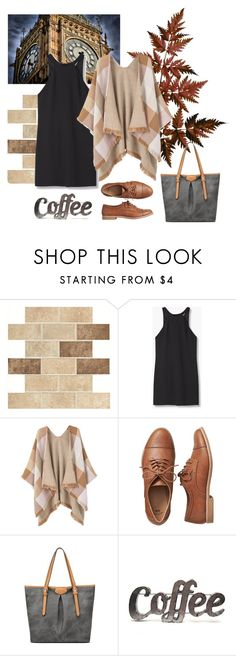 """""""Autumn"""" by daysgobyeclothes ❤ liked on Polyvore featuring WALL, MANGO, Gap and Rustic Arrow"""