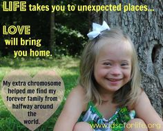 IDSC for Life - Adoption Week: Love Brought Me Home!