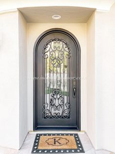 ⁉️⁉️⁉️ When giving your house a facelift, you could choose between three kinds of doors: wood, fiberglass, and steel. Each has its own kind of charm, but it is hard to pick just one when the doors are all equally enticing. If you are having similar confusion with picking the right door for your home (or your business), call Universal Iron Doors! -- ☎️☎️☎️ Call 877-205-9418 for Orders and Inquiries ⚠️⚠️⚠️ About this Beautiful IRON DOOR: Aroma, Custom Iron Door Wrought Iron Doors, Confusion, Oversized Mirror, Steel, Business, Wood, House, Beautiful, Home Decor