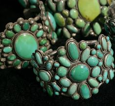 Turquoise Jewelry by Sawdust Festival Artist Greg Thorne