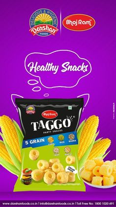 Healthy Party Snacks, Tea Snacks, High Protein Snacks, Snack Recipes, Healthy Recipes, Cheese Puffs, Corn Chips, Food Design, Creative Photography