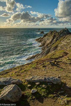 La pointe du Raz | Finistère | Bretagne | #myfinistere