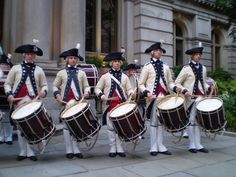Middlesex County Volunteers Fifes and Drums