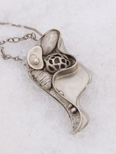 stones sitting by the riverhandmade sterling by sydesignshop, $149.00