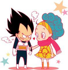 ¿Cómo se enamoraron Vegeta y Bulma?. Toda la historia
