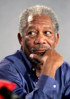 Morgan Freeman: After experiencing a car accident about six years ago Morgan Freeman started experiencing excruciating pain in his arm. He has learned to live with fibromyalgia however, making the best of the situation and will even play golf with one hand.