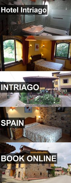 Hotel Intriago in Intriago, Spain. For more information, photos, reviews and best prices please follow the link. #Spain #Intriago #travel #vacation #hotel
