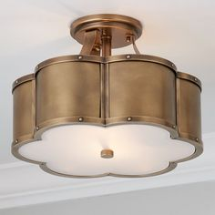 Semi Flush Mount Ceiling Lights - Shades of Light Semi Flush Lighting, Semi Flush Ceiling Lights, Flush Mount Ceiling, Ceiling Light Shades, Ceiling Light Fixtures, Lighting Shades, Kids Ceiling Lights, Classic Ceiling, Wall Sconces