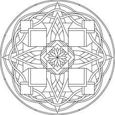Mandala 572
