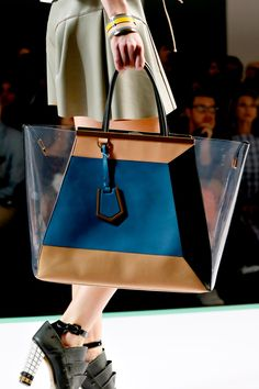 Fendi Spring 2013 Ready-to-Wear Accessories Photos - Vogue 24f163fa6d19d