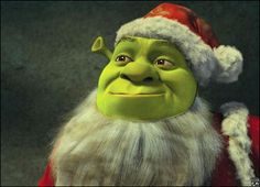Shrek the Halls. Yes, we own this also