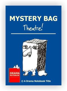 Fun drama activity in which students create short plays based on random items found in a mystery bag.