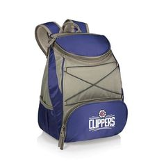 Los Angeles Clippers PTX Insulated Backpack Cooler - Navy