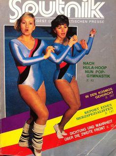 #sputnik magazine - wegen Glasnost und Perestroika wurde das Magazin 1987 in der DDR verboten