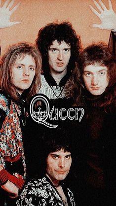 Brian May, John Deacon, Save The Queen, I Am A Queen, Best Rock Bands, Cool Bands, Casa Do Rock, Rock Tumblr, Queens Wallpaper